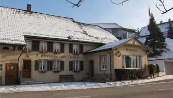 Die im Dorfkern liegende Weinstube zum Sternen war das einzige Restaurant in Elfingen. Viele ehemalige Stammgäste hoffen schon lange auf einen neuen Wirt. CM