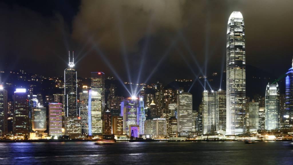 Trump: China gefährdet Zukunft von Finanzstandort Hongkong