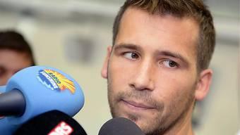Michel Renggli fehlt gegen den FCZ wegen einer Bänderverletzung