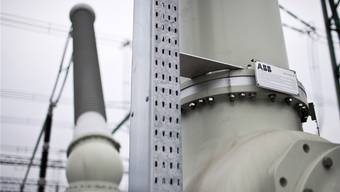 Der Verkauf von Transformatoren ist Teil des Stromnetzgeschäfts von ABB. Nun könnte die Sparte bald abgestossen werden.