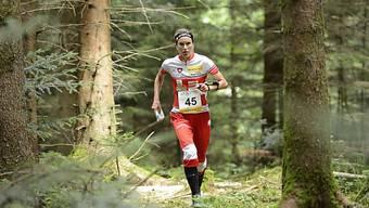 Simone Niggli, die beste Orientierungsläuferin aller Zeiten, gewinnt mit 39 Jahren ihren elften Schweizer Meistertitel über die Langdistanz.