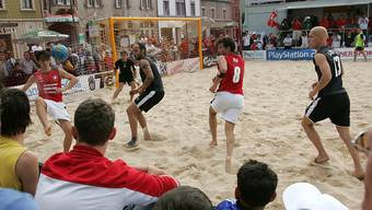 Beachsoccer Nationalcoach Angelo Schirinzi