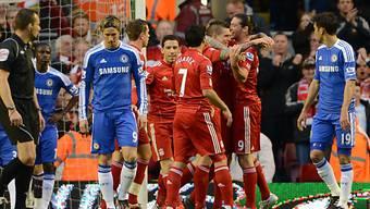 Liverpool bezwingt den Champions-League-Finalisten Chelsea klar.