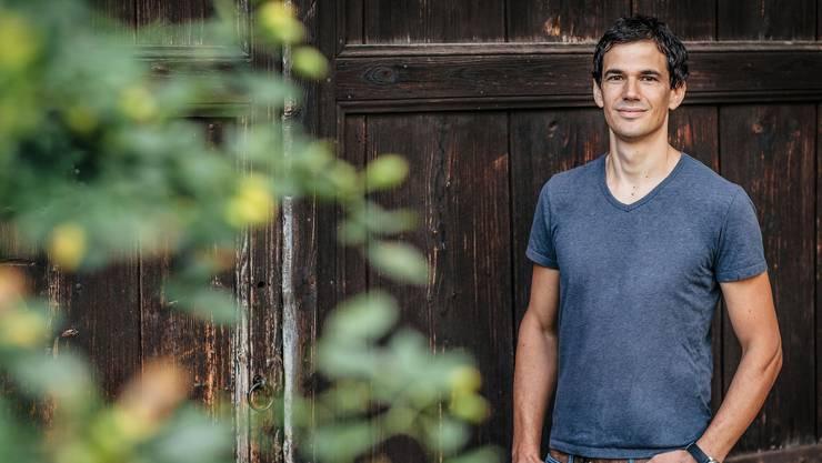 Benjamin Steiner (Team Baden) kandidiert im Spetmeber 2020 für den freien Sitz von Sandra Kohler im Badener Stadtrat