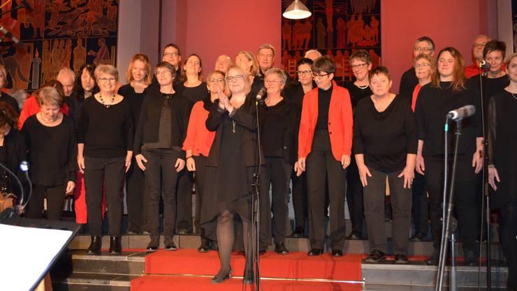 Starke Stimmen: Die Vindonissa Singers.