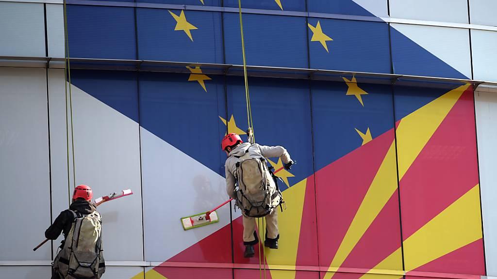 Regierungschefs im Westbalkan hoffen weiter auf EU