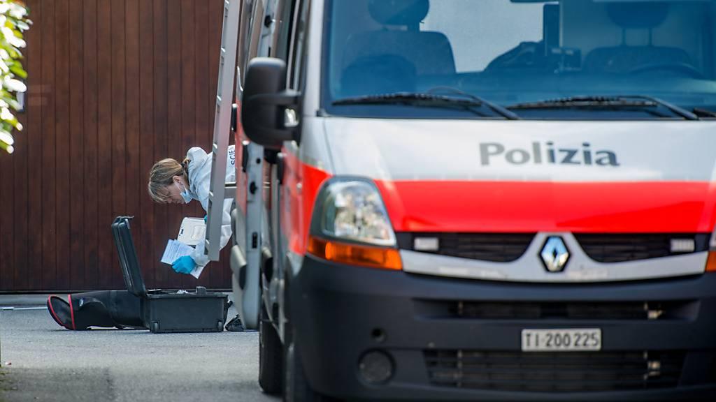 20-Jähriger aus St.Gallen schiesst in Locarno mit Gewehr auf junge Frau