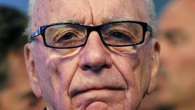 Er war der Besitzer der Boulevard-Zeitung: Rupert Murdoch (Archiv)