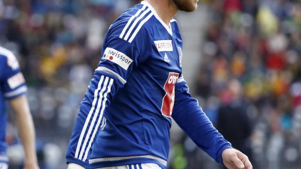 Marco Schneuwly kehrt dem FC Luzern den Rücken