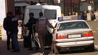 Die Sondereinheit Basilisk der Polizei Basel-Stadt nahm regelmässig an dem Special Forces Workshop teil. (Symbolbild)