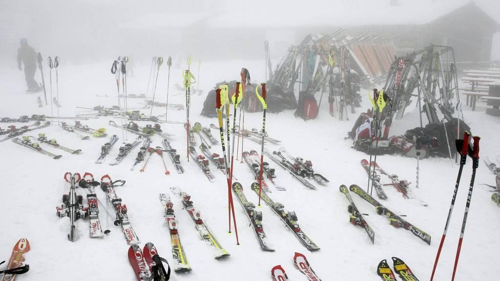 Bei Nebel werden auch die Bergbeizli auf dem Pizol häufiger besucht. (Archivbild)