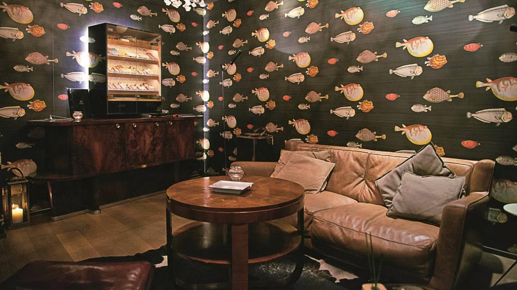 Cigar Lounges Gustav