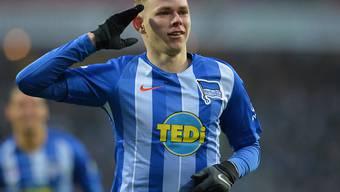 Ondrej Duda war mit zwei Treffern der Matchwinner für Hertha Berlin beim Sieg in Nürnberg