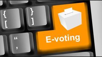 E-Voting (Symbolbild)