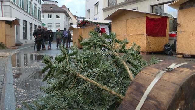 Sturm fegt mit über 100km/h durch die Schweiz
