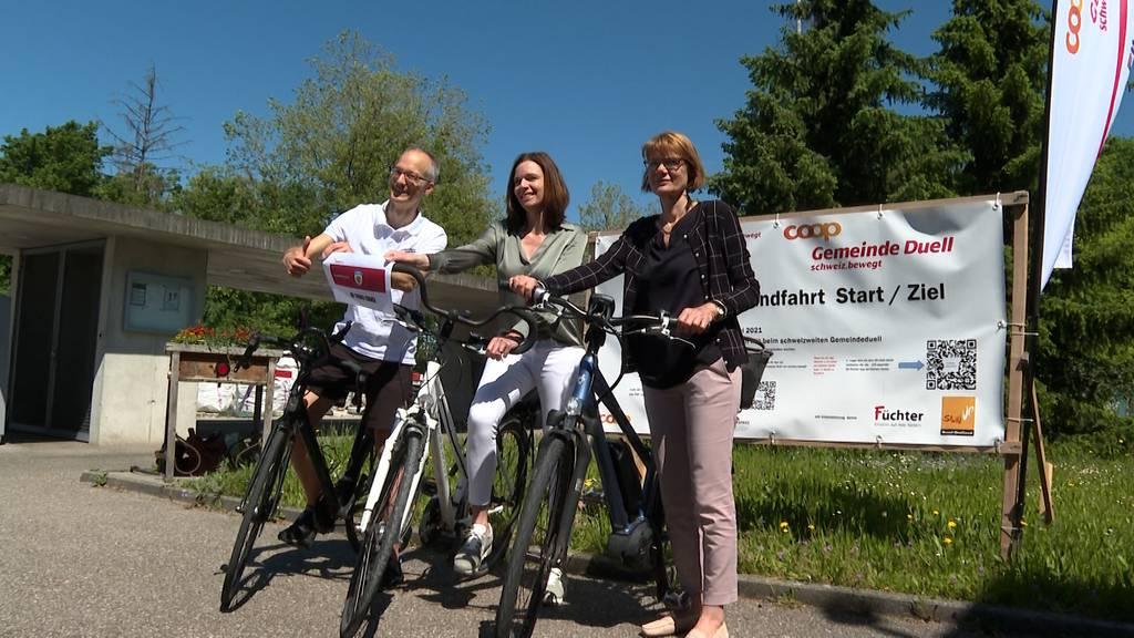 Rheinfelden gehört zu den aktivsten Gemeinden der Schweiz