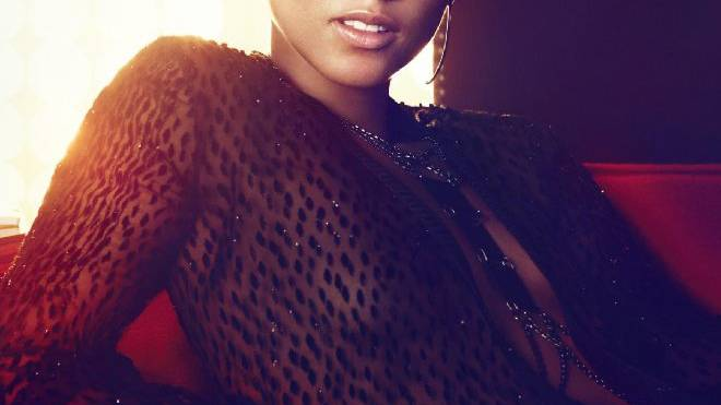 Alicia Keys 2.  Baby ist da!