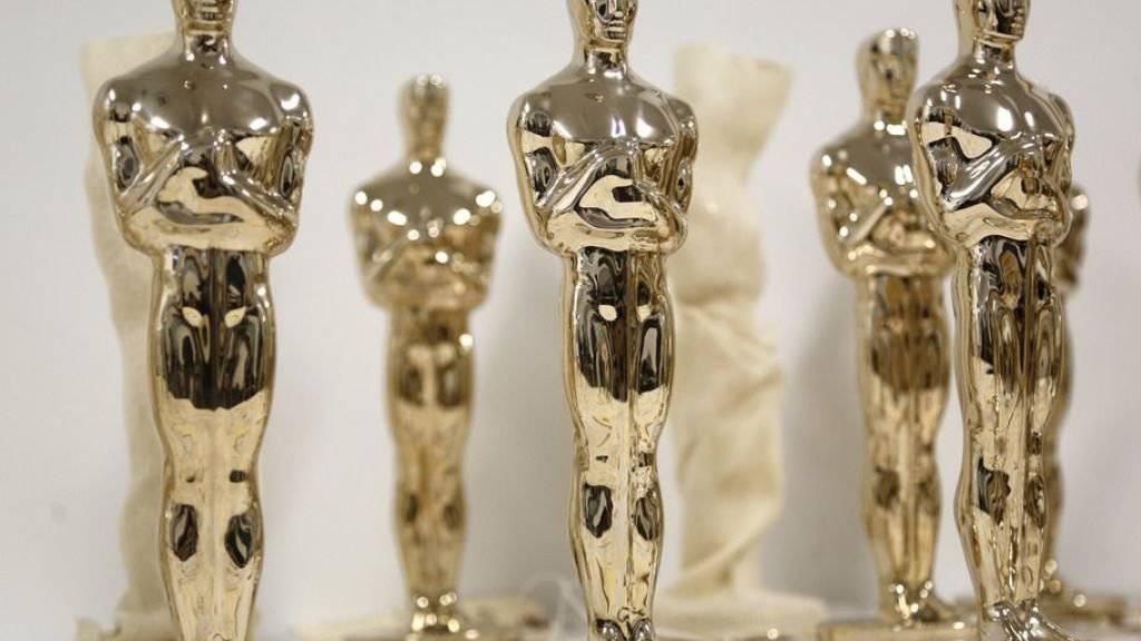 Die Academy of Motion Picture Arts and Sciences, welche die Oscars vergibt, hat einen Verhaltenskodex aufgestellt, um gegen sexuelle Belästigung vorzugehen. Wer dagegen verstösst, wird aus der Akademie rausgeworfen. (Archivbild)