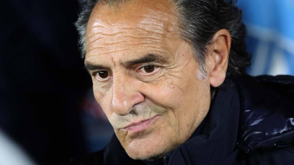 Cesare Prandelli hört auf: bei Fiorentina und wohl auch mit der Trainerkarriere