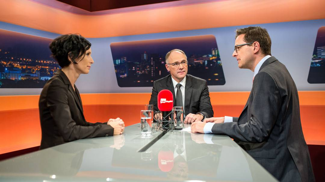 Ständerats-Wahltalk: Sehen Sie hier die ganze Final-Sendung mit Pascale Bruderer (SP) und Hansjörg Knecht (SVP)