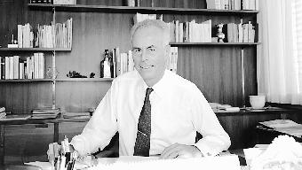 Hans-Erich Roth war erfolgreicher Unternehmer