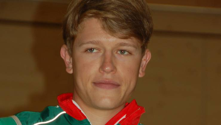 Diego Wendelspiess (Kaisten), wurde neuer Aargauischer Bergmeister.