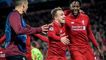Am Samstag wird in Madrid der Champions-League-Final zwischen Tottenham und Liverpool angepfiffen. Mittendrin: der Schweizer Xherdan Shaqiri