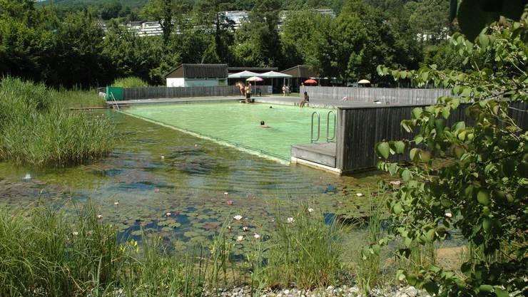 Auf Kinder und Erwachsene wartet nach einer spannenden und ereignisreichen Familienwanderung ein Besuch in der Bio-Badi Biberstein.