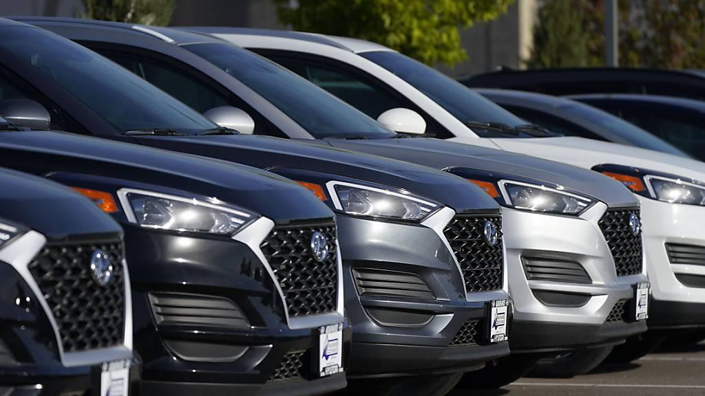 Hyundai mit Verlust im dritten Quartal