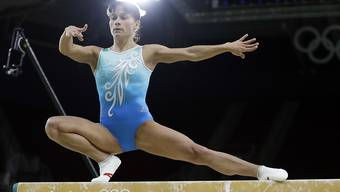 Oxana Tschussowitina wird gemeinsam mit Marian Dragulescu als Teil des «Team Legends» am Swiss Cup starten.