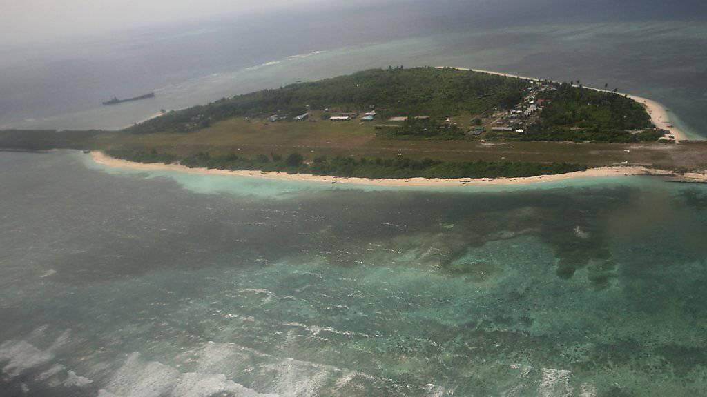 Um die Inselgruppe im südchinesischen Meer gibt es Streit: Jetzt hat Japan dort einen Radar stationiert. (Archivbild)