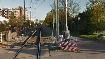 Blick auf den Agnes-Robmannweg.