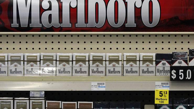 Zigeretten-Preise sind laut WHO in vielen Ländern zu tief (Symbolbild)