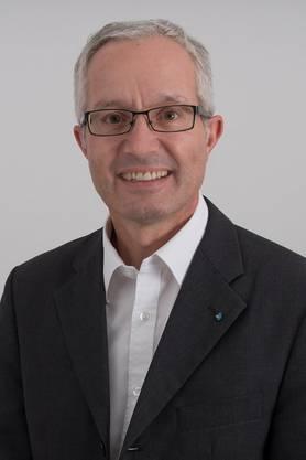 Martin Steinacher-Eckert, CVP, Gansingen (bisher)