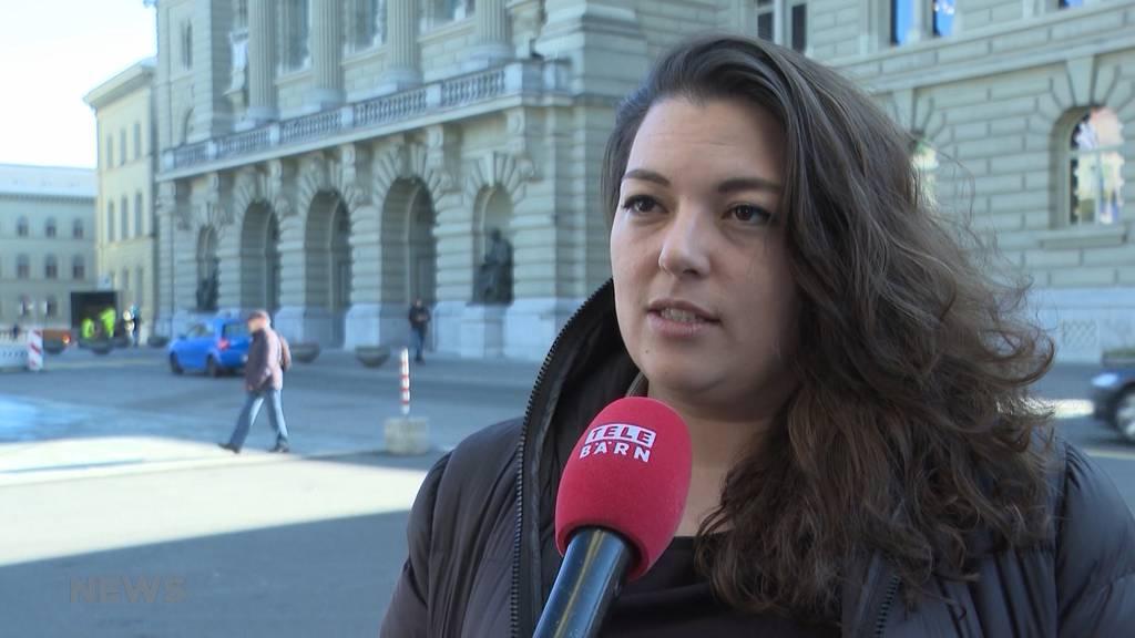Tamara Funiciello will an die Spitze der SP-Frauen