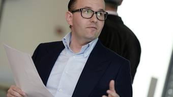Remo Stoffel ist mit seiner Beschwerde gegen Steuerforderungen von Bund und Kanton vor Bundesgericht teilweise durchgedrungen. (Archiv)