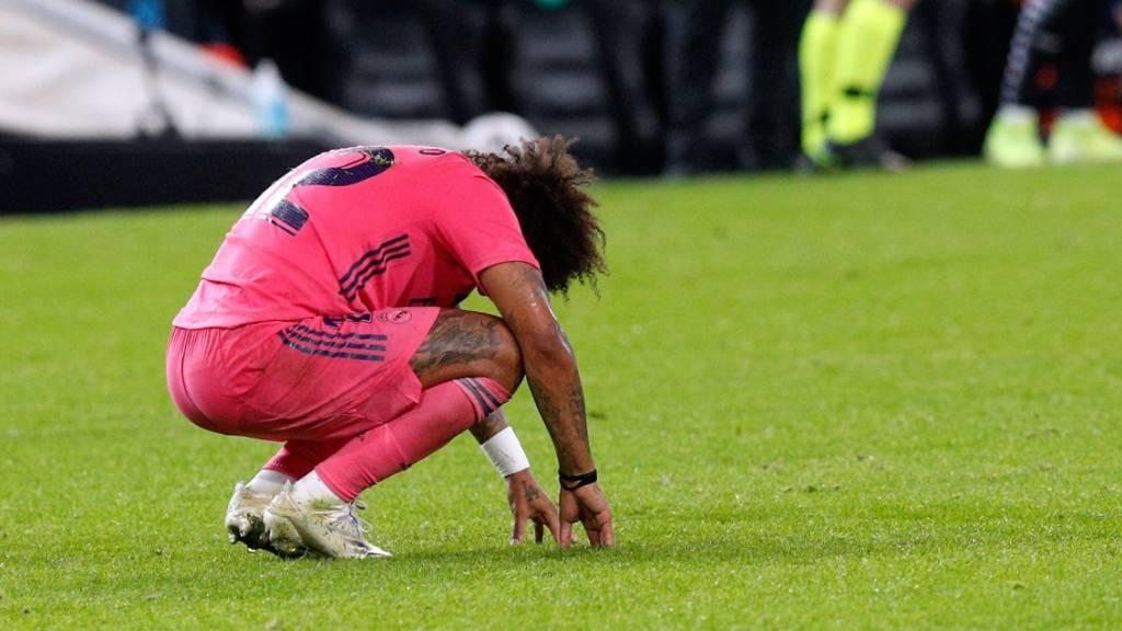 Drei Penaltys und ein Eigentor: Real Madrid verliert deutlich