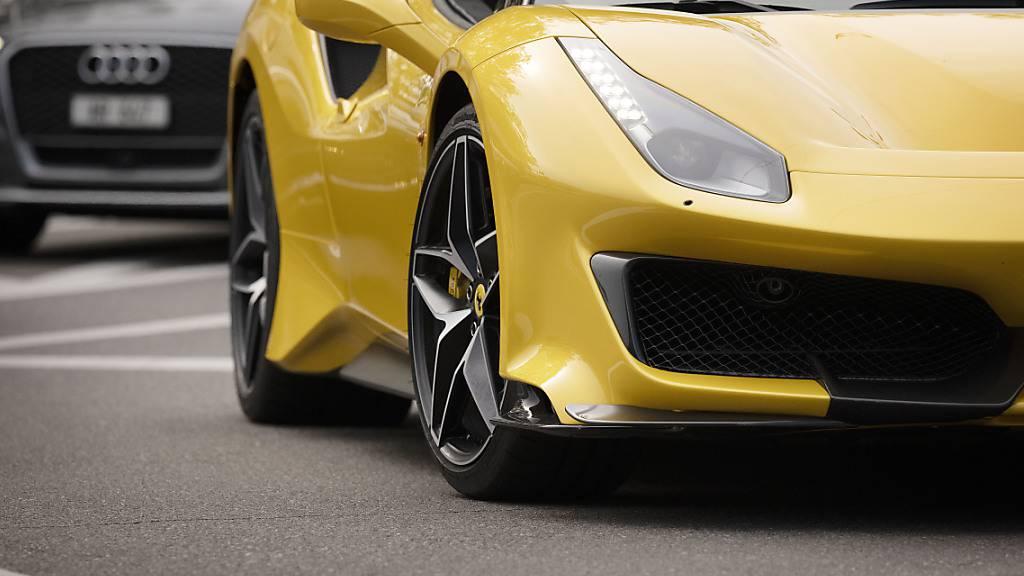Luxus gefragt - Ferrari mit Gewinnsprung