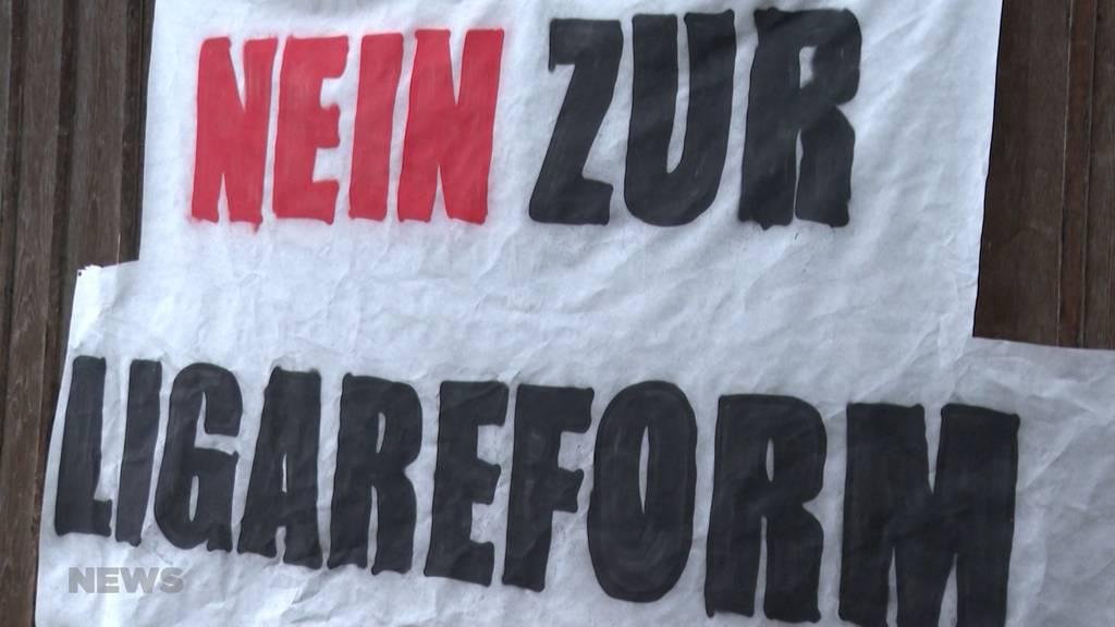 Anti-Ligareform: Hockey-Fans sind gegen Erhöhung des Ausländerkontingents