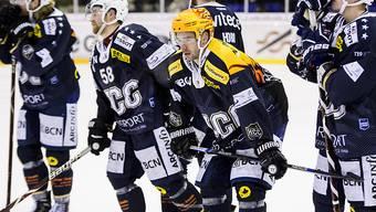 Out im Viertelfinal: Hängende Köpfe bei den Spielern des HC La Chaux-de-Fonds
