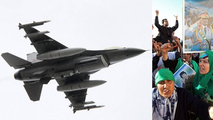Ein US-General hat das Kommando über den Militäreinsatz in Libyen.