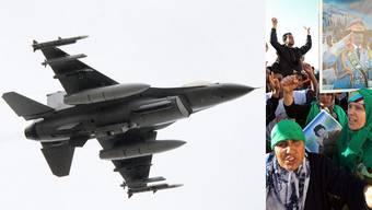Luftangriffe auf Libyen durch die Anti-Gaddafi-Koalition