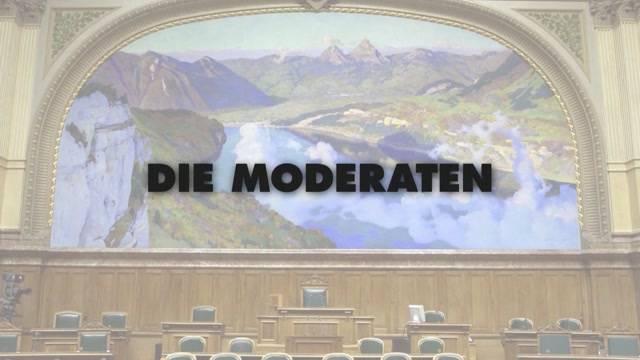 Neue Mittepartei:  «Die Moderaten»