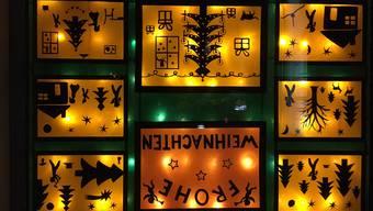 Die Adventsfenster unserer Leserinnen und Leser