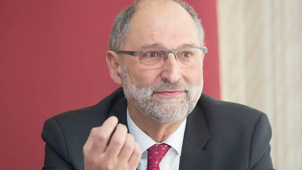 Ralph Lewin hat genug: Der ehemalige Regierungsrat des Kantons Basel-Stadt tritt aus dem Bankrat der BKB zurück (Archivbild).