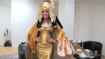 Dieses Kostüm wird Heidi Klum dieses Jahr tragen.