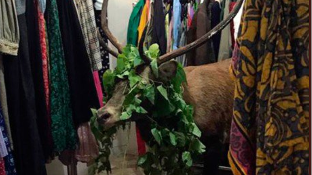 Bambi goes Oktoberfest