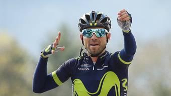 Vierter Sieg nach 2006, 2008 und 2015 für den Spanier Alejandro Valverde beim Ardennen-Klassiker Lüttich - Bastogne - Lüttich