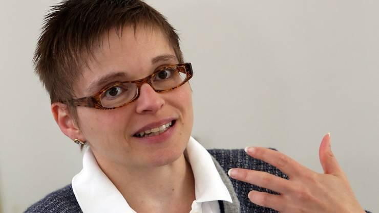 «Angebotsniveau ist angemessen und vernünftig»: Claudia Hänzi, Chefin des kantonalen Amts für soziale Sicherheit (ASO) in Solothurn