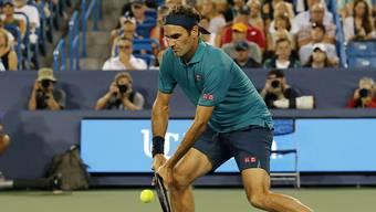 Lokalmatador Roger Federer führt das hochkarätige Feld der Swiss Indoors in Basel an.